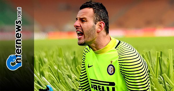 Handanovic Inter News griffata