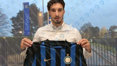 "Photo of (GDS) Vrsaljko, parole al miele per l'Inter : ""Sono qui per…"""