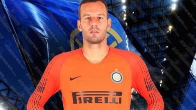 Photo of Tegola Inter, si ferma Handanovic: gioca Padelli